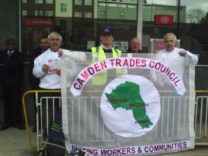 cwu picket